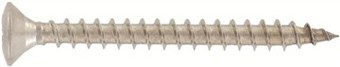 SST Double raised countersunk head timber screws
