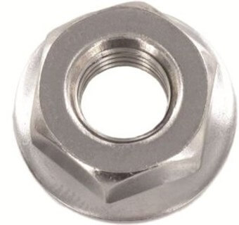 SST Comby-Nuts with conical washer