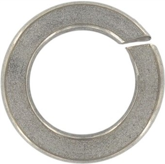 SST Curved spring lock Washers, A