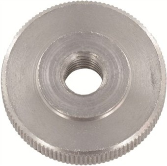 SST Knurled thumb nuts, thin type