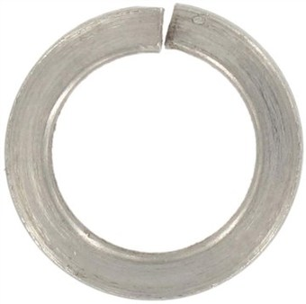 SST Spring lock Washers for cylindrical head screws