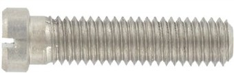 SST Pan head screws, small head