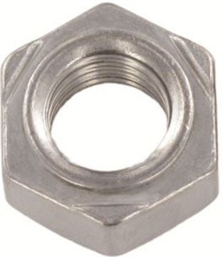 SST Hexagon weld Nuts