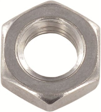 SST Hexagon, Thin Nuts.