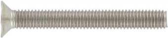 SST Countersunk head screws