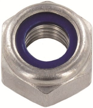 SST Self-locking Hexagon Nuts, high