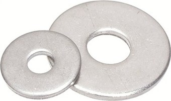 SST Plain Washers, large